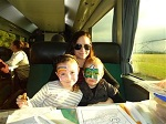tranzalpine scenic rail journey for the mainfreight christchurch families