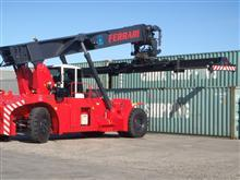 Owens Melbourne Container Forklift