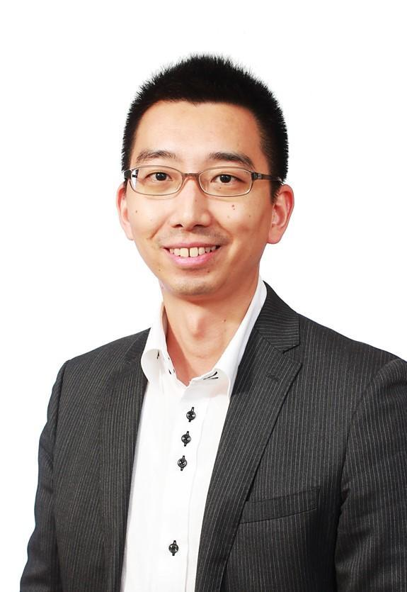 Billy Zhang Regional Sales director Asia