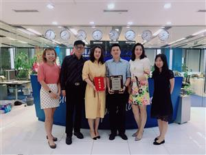 Shanghai Customs Broker Association Award (SCBA)