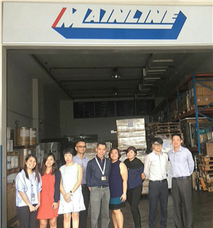 Mainfreight Singapore Sharing
