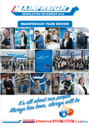 Mainfreight Team Review | December 2016