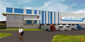 Mainfreight becomes second tenant of WDPort of Ghent Belgium