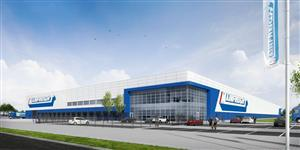 Mainfreight expands by opening a warehouse in Born The Netherlands