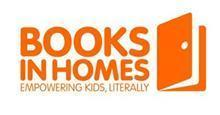 Books In Homes Update | April 2014