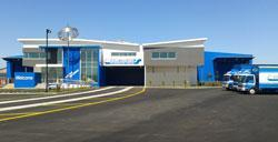 The Mighty Manawatu | Mainfreight's new Palmerston North Depot