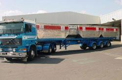 Local Delivery of Air Freight and Ocean Freight