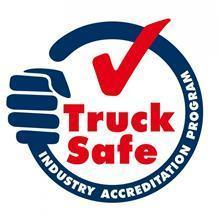 MAINFREIGHT GETS THE TRUCK SAFE TICK FOR ROAD SAFETY