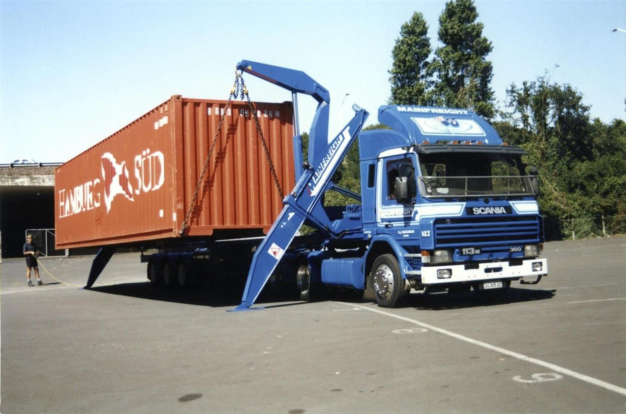 Container Moving Specialists