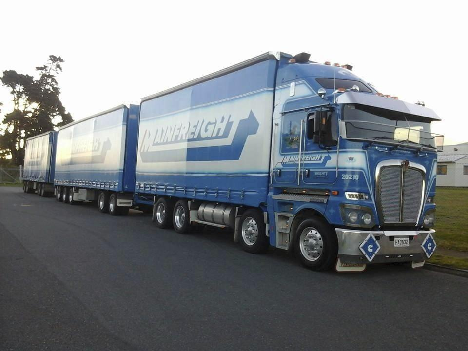 Bulk Transport in New Zealand