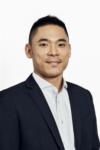 Cary Chung - Regional Director Asia Sales & Supply Chain