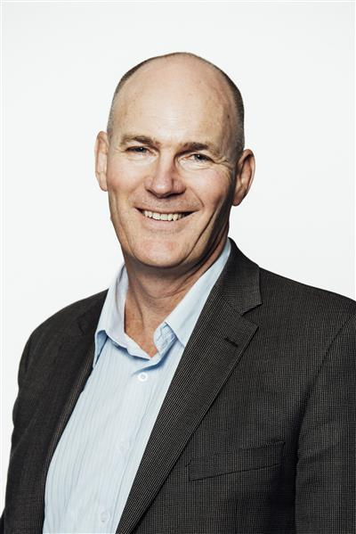 Grant Draper - National Manager Air & Ocean Australia